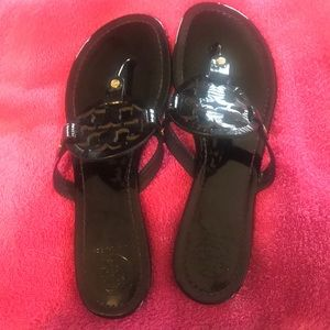 Authentic Tory Burch Miller sandals size 11